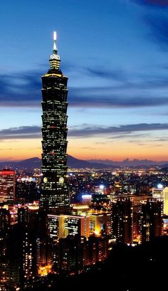 Taiwan.  I'm coming for you, baby.