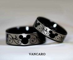 Mickey Mouse Rings
