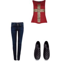 """""""Untitled #53"""" by dancewrestle on Polyvore"""