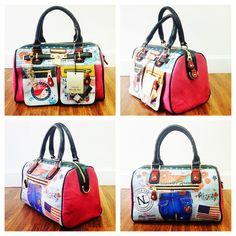 All Star Original Nicole Lee Handbag