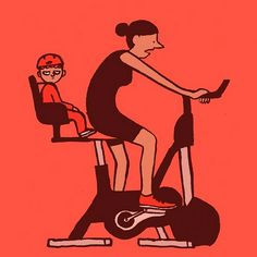Satirical Illustrations by Jean Jullien | iGNANT.de