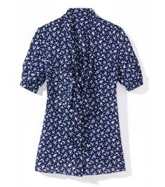 Lucilla Bonaccorsi: It Girl, It Trend - Michael Kors blouse