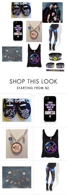 """""""Going To A 5SOS Concert"""" by rbugybug ❤ liked on Polyvore featuring Samsung"""