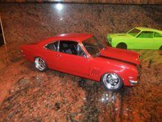 1 18 Modified Holden Monaro HK 1970 GTS 327 IN Picardy RED | eBay