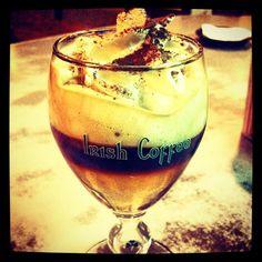Diy irishcoffee