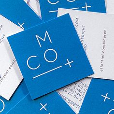 Business Cards MCO+ by Saus