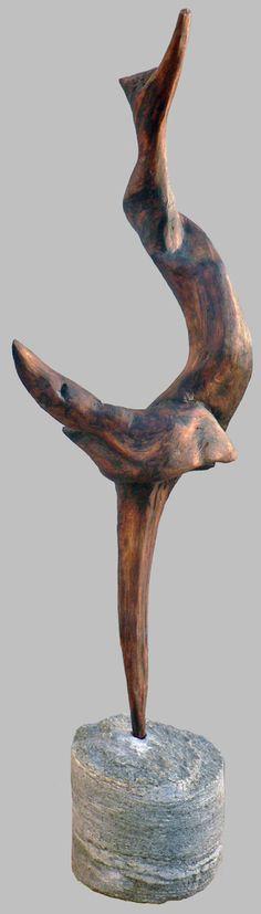 """""""Elégance"""" - Le blog de boisflottesdeloire - Sculptures naturelles"""