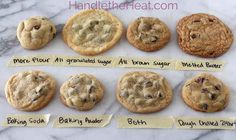 This Ultimate Cookie Guide shows you how to get your favorite kind of cookie.