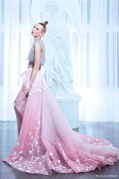 Nicolas Jebran Spring 2015 Couture Collection jαɢlαdy