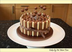 Malteser Explosion Cake Chocolate Cupcakes Birthday Chocolates Images