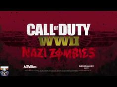 CALL OF DUTY Nazi Zombies Trailer 2017 This Video contains the best, greatest, most anticipated and most incredible graphics upcoming video games 2017 on PC . Neon Signs, Fresh, Youtube, Youtubers, Youtube Movies