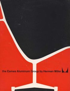 Herman Miller poster for the Eames Group
