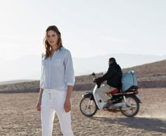 #InStores #InSeason Esther stars Opus Spring/Summer 2016 collection/lookbook   Photo: Opus Blog    #EstherHeesch #model #fashionmodel #photography #fashionphotography #Opus #spring #summer #SS2016 #lookbook #catalogue #adcampaign #hair #hairstyle #makeup #look #style #naturallook #naturalstyle #casual #young #pastels #beauty #Marrakesh #bellissima #behindthescenes