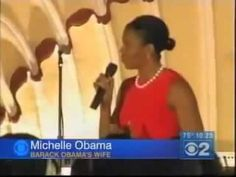 Michelle Obama Attacks Hillary 'If You Can't Run Your Own House, You Can't Run The White House!' - YouTube