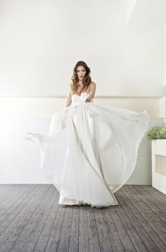 Cielo Blu 2013 - Roberta Wedding Dresses, Fashion, Sky, Bride Dresses, Moda, Bridal Gowns, Fashion Styles, Weeding Dresses, Wedding Dressses