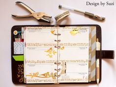 The week nr. 37 - wedding week again #planner