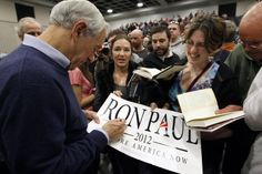 Ron Paul is featured in an overwhelming majority of the most popular stories for the week.