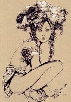 Insane work by Vania Zouravliov #pencil #art