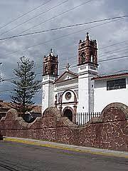 Iglesia del Sr. del Huerto. Atlacomulco