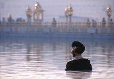 Silent Prayer / Amritsar, India