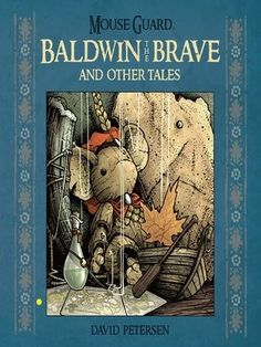 78 best lady death images on pinterest comic art comics and death the brave and other tales read now mouse guard baldwin the brave and other tales david petersen overdrive rakuten overdrive ebooks audiobooks fandeluxe Images