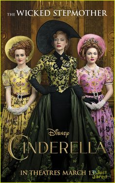 Lily James & Richard Madden Bring Fairytales To Life In New 'Cinderella' Posters!