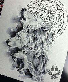 nice sketch would give a great tattoo for the lumberjack or lumbergirls beau croquis donnerait un excellent tatouage pour le bûcheron ou les lumbergirls Wolf Tattoos, Wolf Tattoo Back, Small Wolf Tattoo, Wolf Tattoo Sleeve, Animal Tattoos, Sleeve Tattoos, Celtic Tattoos, White Wolf Tattoo, Tattoo Symbols