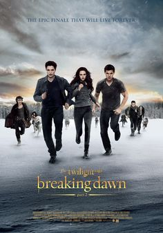 Nieuwe Twilight-film in de bioscoop!