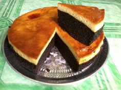 Kek Coklat Karamel | Resepi Mudah dan Ringkas