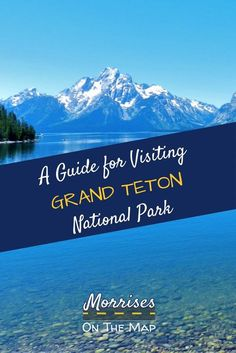 Planning a visit to Grand Teton National Park? We share 9 fun activities for you and your family to enjoy.