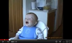 Babies Laugh Over The Littlest Things And Make Life Worth Living [VIDEO]