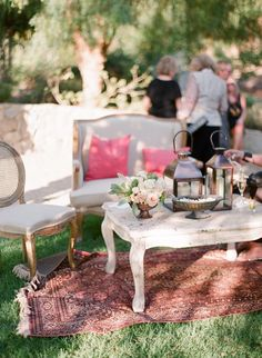 Photography by megansorel.com Event Planning by red25events.com/ Floral Design by rjackbalthazar.com  Read more - http://www.stylemepretty.com/2013/06/26/ojai-rehearsal-dinner-wedding-from-megan-sorel-photography/