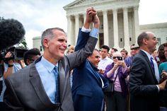 Justices Thomas and Alito Question Same-Sex Marriage Precedent