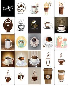 Free Printable-Coffee Inspired Planner Sticker Sheet