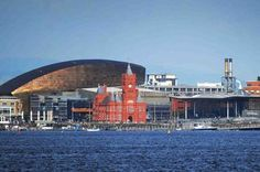 All the latest news, sport and events from Cardiff Cardiff City Football, Cities In Wales, Millennium Stadium, Cardiff Bay, Shopping Center, Rugby, Centre, Blues, Popular