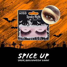 bb34a55e497 Ladies, let's see your awesome Halloween makeup with Start posting those  gorgeous eyes with Looks So Natural in 'Flirty'. Available at select Kmart.