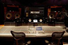 Solid State Logic XL 9000K COnsole at ICON Sound, Miami, FL!