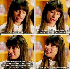 Glee's tribute episode for Cory Monteith :(