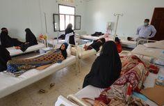 Casos de cólera en Yemen pueden alcanzar los 300.000 en agosto, alerta Unicef
