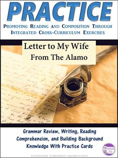 Are you looking for a way to incorporate grammar skills, reading comprehension, writing, and building background? These PRACTICE resources are just what you need. Grammar Skills, Vocabulary Practice, Grammar And Punctuation, Writing Practice, Reading Lessons, Teaching Reading, Reading Resources, Middle School Reading, Editing Skills