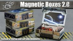 Magnetic Boxes