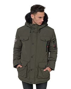 Geographical Norway Mantel Coquin [khaki]