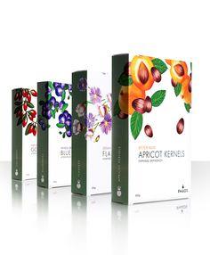 Phaos Nutrient Superfoods (Packaging) on Behance