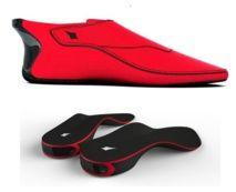 Zapatos que te indican el camino