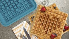 You can now make custom pixel designs on your waffles thanks to this cool invention » Lost At E Minor: For creative people