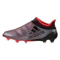 adidas X17+ Purespeed FG Soccer Cleats - Cold Blooded Pack.  Available now at WorldSoccershop.com