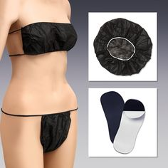 Disposable Spray Tanning Apparel Kit