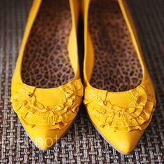 Mooi model schoenen