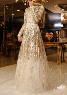 Robe Yosun Gold