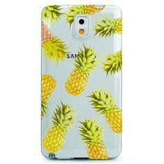 Rainbow Pineapple Pattern